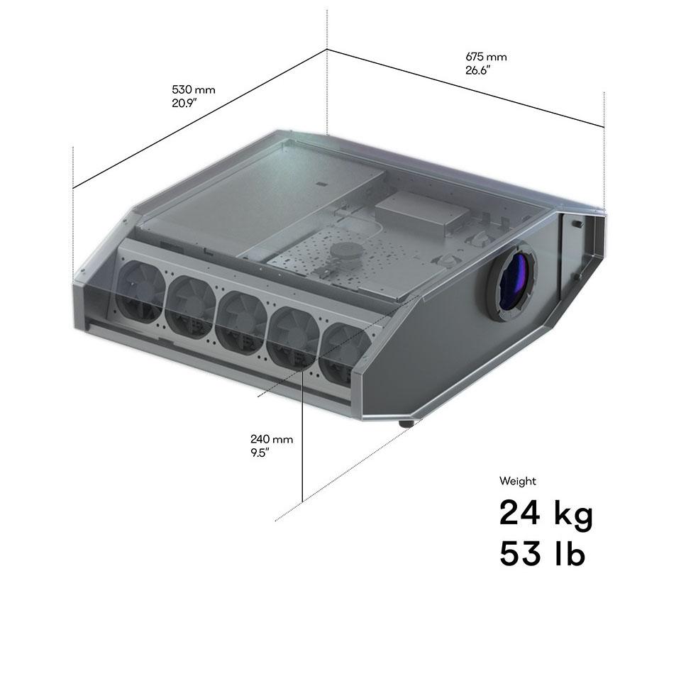 LAZR Outdoor Projector
